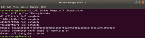 Download an Ubuntu 20.04 image