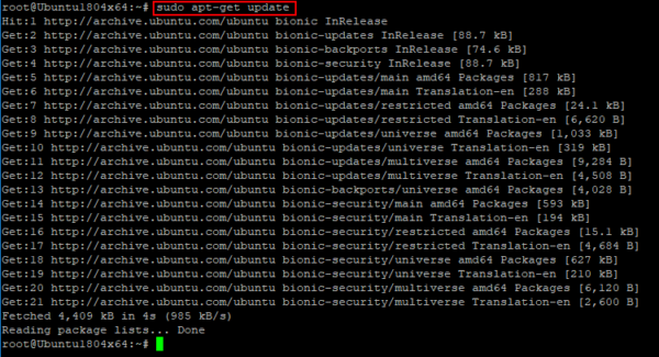 Installing Ubuntu/Debian Programs Using the Batch Manager