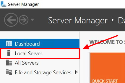 Click Local Server